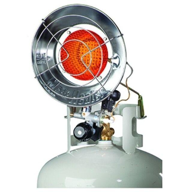 NEW Mr Heater F242100/MH15T Single Tank Top Propane Heater