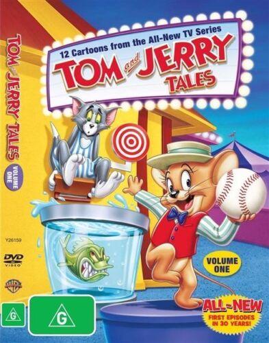 1 of 1 - Tom & Jerry Tales : Vol 1 [ DVD ], Region 4, Fast Next Day Post....6134