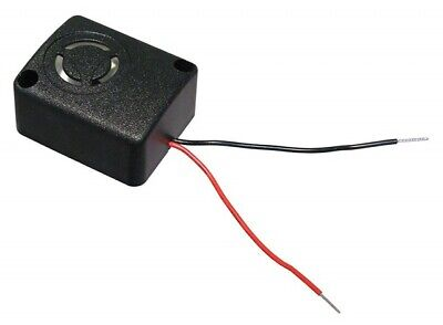Megatronix PZ9 12Volt 110db One Tone Piezo Alarm Siren For Car Motorcycle Cart