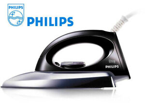 Philips-GC-83-Temperature-Adjustment-Dial-Linished-Coated-Sole-plate-Dry-Iron
