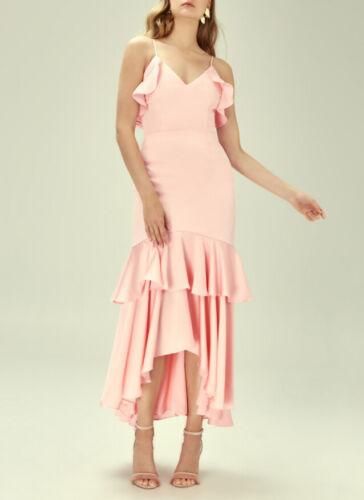 Pink Gown Keepsake Me Womens Taglia 30180592 S 9351510328926 Skinny For wWTgZ7