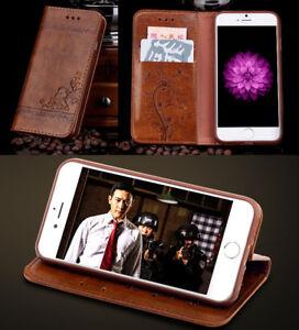 Details about Etui magnétique en cuir téléphone portable pour Samsung Galaxy Note 3 4 5 7 8