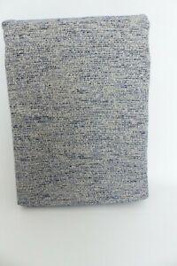 John-Lewis-Boucle-Eyelet-Lined-Curtains-Grey-Blue-W167cm-D137cm