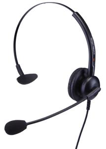 Nec SL1100 Digital Phone Headset EAR308