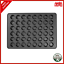 "thumbnail 2 - Mini Muffin Pan 15""x 21"" Non-Stick Quick Release Sturdy Heavy-Gauge Construction"