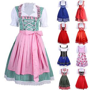 Traditional german girl