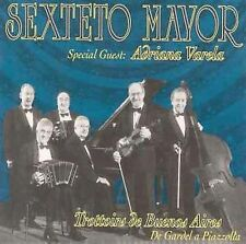 SEXTETO MAYOR - TROTTOIRS DE BUENOS AIRES NEW CD