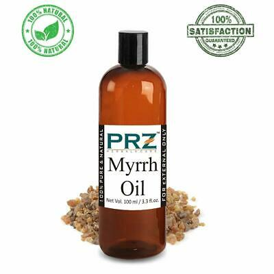 Beauty & Gesundheit Provided Myrrhe Essential Oil Pure Natural Therapeutic Grade Oil Für Die Hautpflege Good Companions For Children As Well As Adults Natur- & Alternativheilmittel