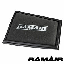 Ramair Replacement Panel Foam Air Filter for Renault Megane 3 RS 250 265 Trophy