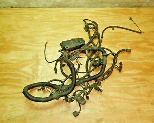 Jeep Wrangler YJ 92-95 2.5 4 Cylinder Engine Wire Harness Wiring Loom | eBay