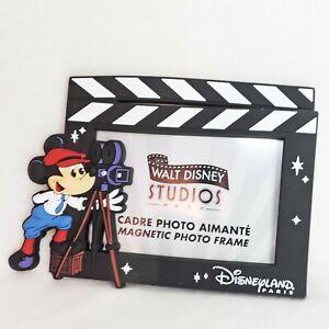 DISNEY PARKs Magnet * Hollywood STUDIOS * Fotorahmen klein - Mickey Filmklappe