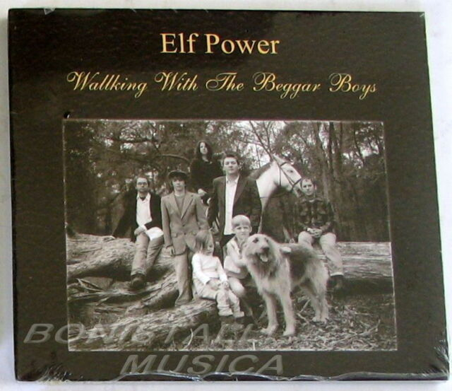 ELF POWER - WALKING WITH THE BEGGAR BOYS - CD Sigillato