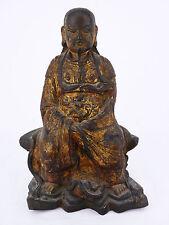 Chine époque Ming:Sculpture en bronze: Guandi,Guan Yu,Kouan Yu Guan Gong  china