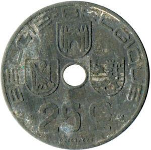 Moneda-Belgica-25-centimos-1942-WT1811
