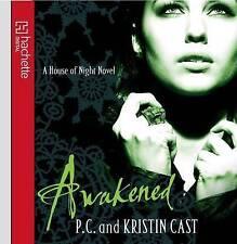 AWAKENED P.C. CAST & KRISTIN CAST AUDIO CD UNABRIDGED 8-DISC NEW/SEALED