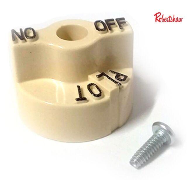 Pitco 35C 45º C Freidora de Gas Válvula Control Beige Dial Pomo Piezas