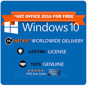 windows 10 pro original license key professional 32 64bit genuine oem scrap pc ebay. Black Bedroom Furniture Sets. Home Design Ideas