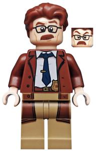 sh591 NEW LEGO Commissioner Gordon FROM SET 76120 SUPER HEROES BATMAN II