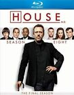 House Season Eight 0025192112737 With Charlyne Yi Blu-ray Region a