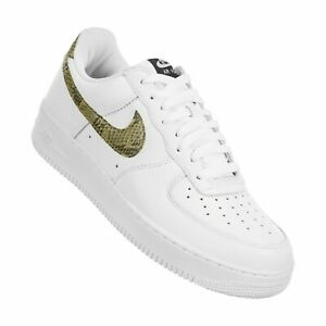 Details about Nike Air Force 1 Low Retro Premium QS Ivory Snake