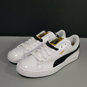 BTS PUMA Basket Patent Sneakers Shoes Fast SHIP✅✅ | eBay