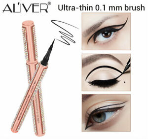 Max-Precision-Liquid-Eyeliner-Pen-Pencil-Waterproof-Smudge-proof-Make-up-Black