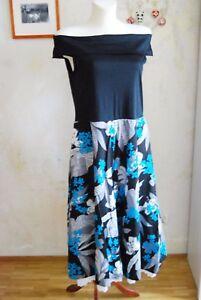 stunning-vintage-YESSICA-open-shoulders-lace-net-petticoat-flowers-dress-44-UK16
