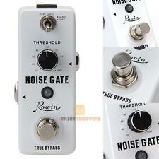Donner Noise Killer Guitar Noise Gate Suppressor Reduction Effect Pedal w/ Box