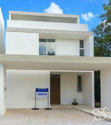 Casa en venta Residencial Aqua Cancun - MAGICALI22