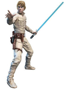"""The Black Series - Luke Skywalker 8"""" Collectible Action Figure - Star Wars: The"""