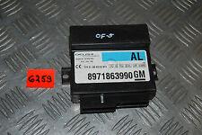 Opel Frontera D Steuergerät ZV 8971863990