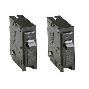 Details about 2x Eaton 15-Amp Bryant BR Trip Fuse Box Single-Pole Light on ground and neutral breaker box, power breaker box, generator breaker box, wiring breaker box, home breaker box, single breaker box, panel breaker box, cover breaker box, circuit breaker box, ge breaker box,