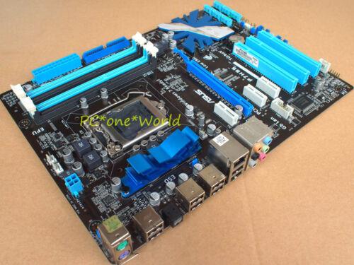 ASUS P7H55 motherboard Socket 1156 DDR3 Intel H55 100/% working