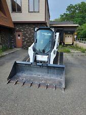 Mint 2018 Bobcat T770 Compact Track Skid Steer Loader A91 Cab 2pd Sjc High Flow