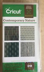 Cricut-Imagine-Art-Cartridge-Contemporary-Nature-zeitgenossische-Natur-Provo-Neu