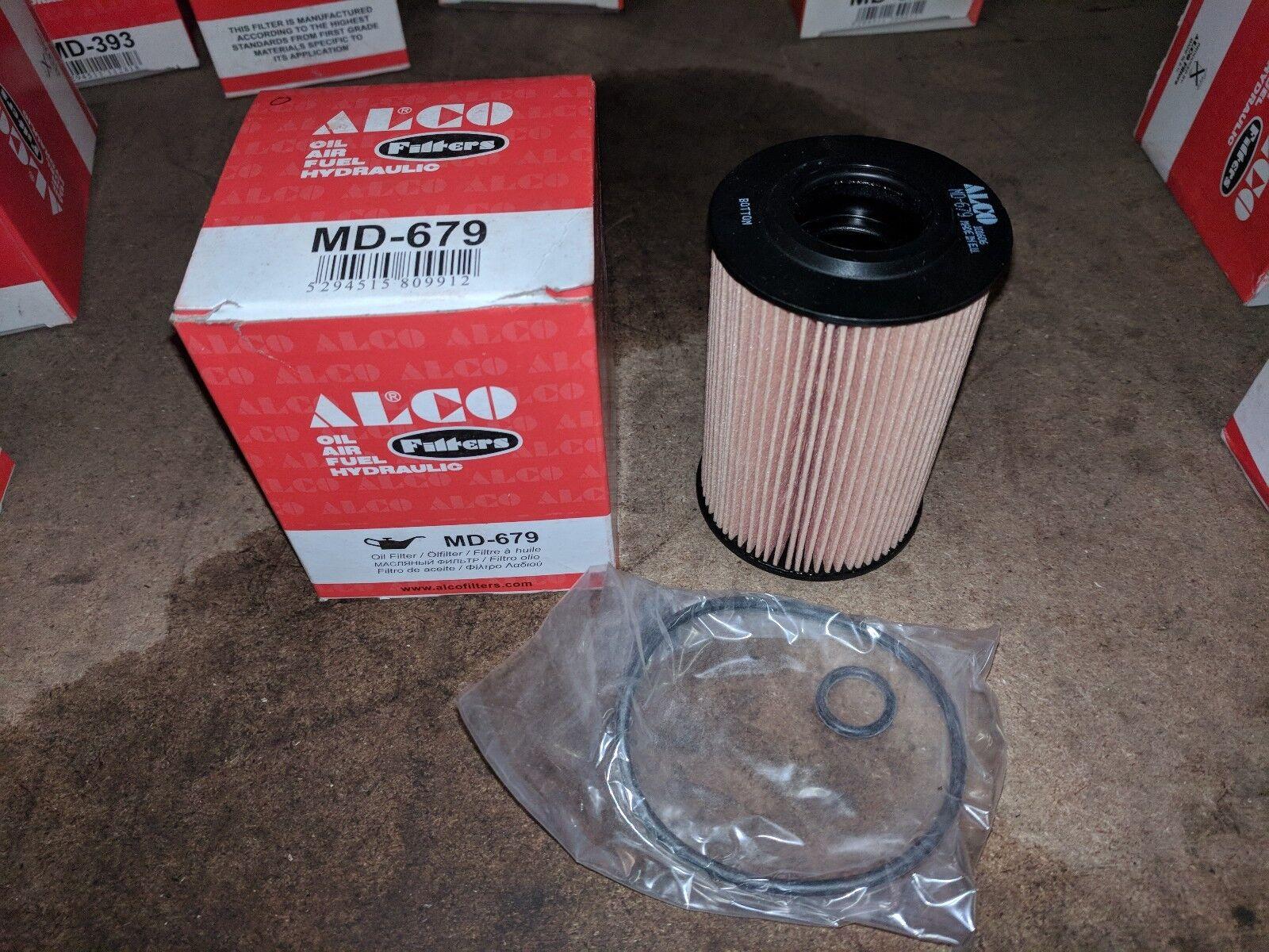 1x md-007 Alco Filtre Filtre à huile pour MG AUSTIN-HEALEY