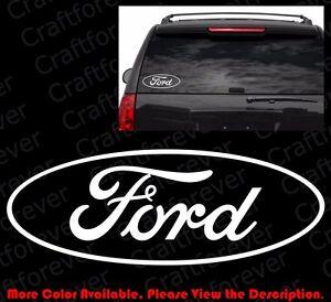 FORD-Outline-LOGO-Die-Cut-Car-Window-Laptop-Phone-Vinyl-Decal-Sticker-FD006