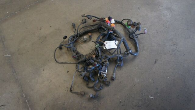 2000 Audi B5 S4 2 7t Oem Manual Transmission Engine Wiring Harness Bosch Maf