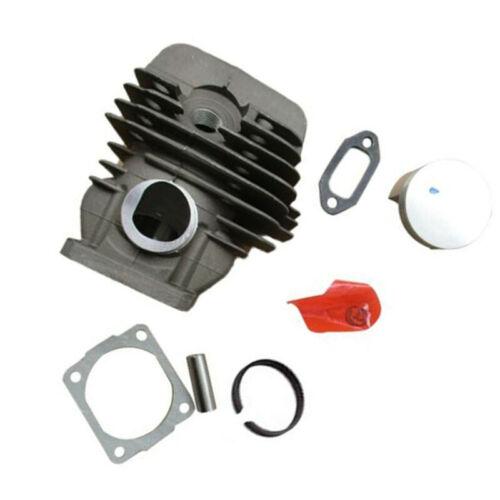 44.7mm Groß Bohren Zylinder Kolben Set Passt für Stihl 026 pro MS260 Kettensäge