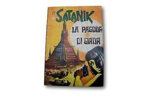 SATANIK-ORIGINALE-EDIZIONI-CORNO-N-77-SK-077
