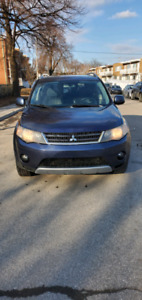 2008 Mitsubishi Outlander Édition JLS 6 Cyl AWD 7 Passagers