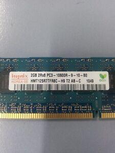 HP-2GB-ECC-REGISTERED-RAM-PC3-10600R-DDR3-500202-061-501533-001-500202-061-DL380