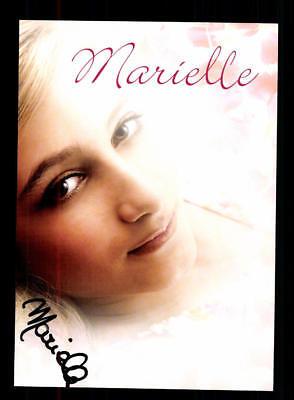 Original, Nicht Zertifiziert Sanft Marielle Autogrammkarte Original Signiert ## Bc 116999