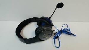 La foto se está cargando Afterglow-PLAYSTATION-4-AG6 -Auriculares-con-cable-azul- e70494ee68efe
