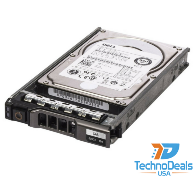 "DELL J8089 CA06681-B26300DL MAY2073RC 73GB 10K 2.5"" SAS HARD DRIVE"