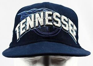 reputable site 6e30c 0769f Image is loading Tennessee-Titans-New-Era-59Fifty-Fitted-Size-7-