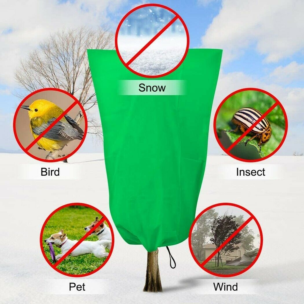 1 Pc Plant Protection Cover Garden Plants Sand Prevention Warming Jacket