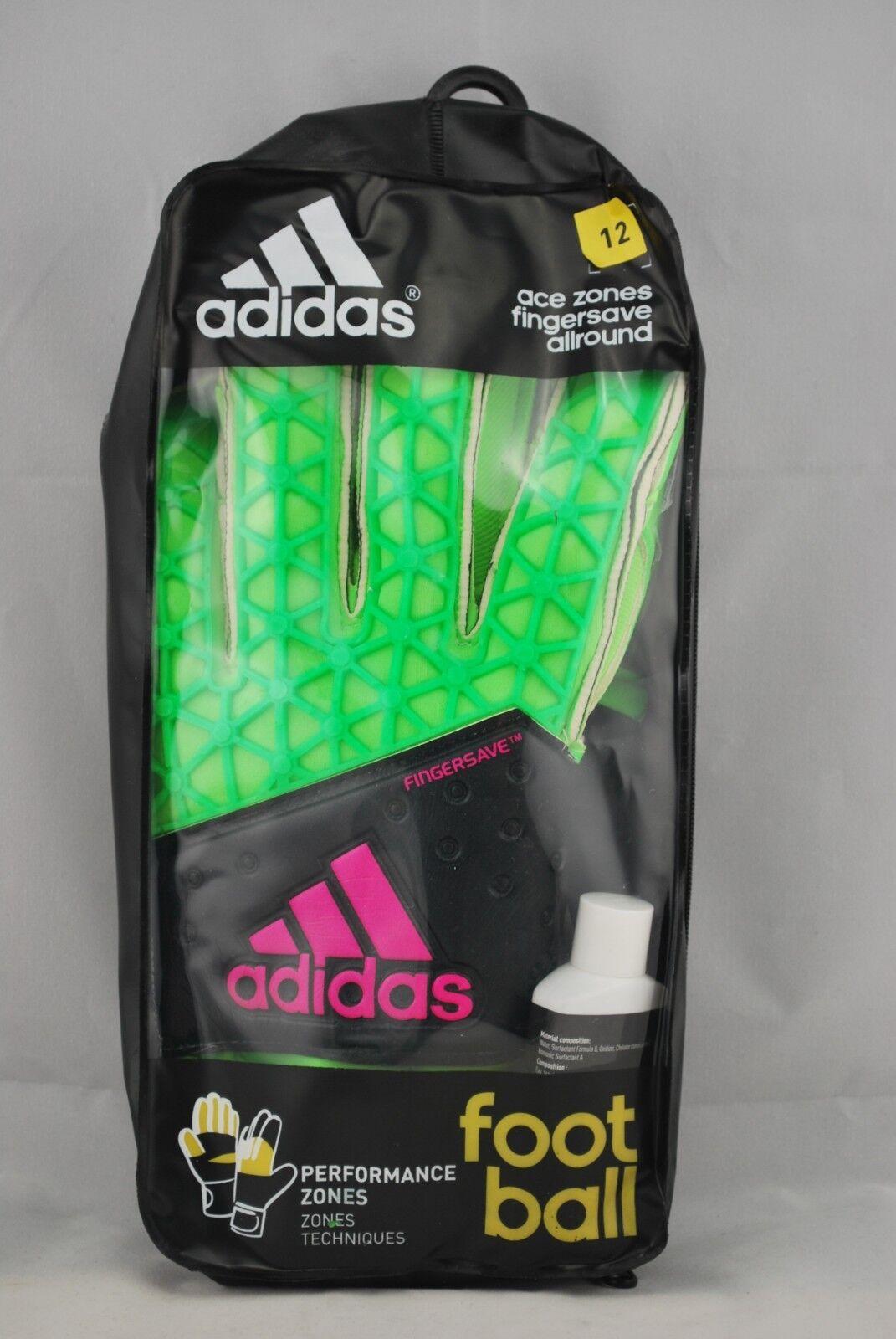 Adidas Ace Zones fingersave allround Fußball Torwarthandschuh Torwarthandschuh Torwarthandschuh Gr. 9 10 11 12 cf4cec