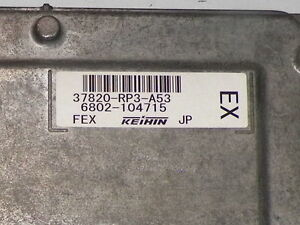 2009-2010-09-10-HONDA-FIT-EBX-COMPUTER-BRAIN-ENGINE-CONTROL-ECU-ECM-MODULE-UNIT