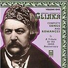 Mikhail Glinka - Glinka: Complete Songs and Romances, Vol. 1 (2004)